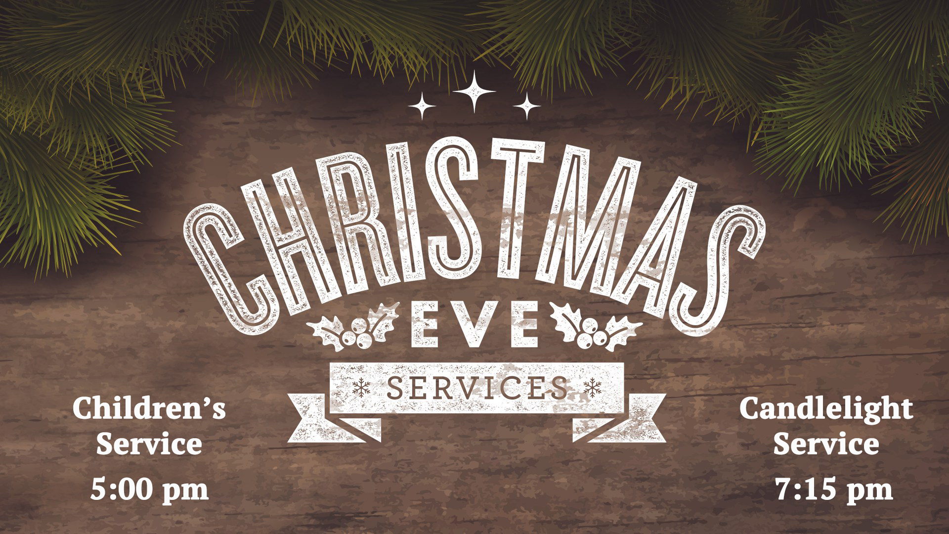 Christmas Eve Services.Christmas Eve Services Vienna Baptist Church